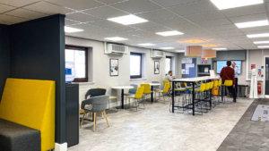 Office refurbishment of Ovarro's Office