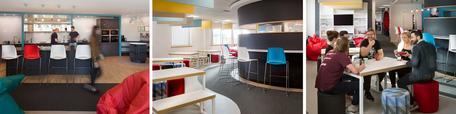 Furniture For Social Spaces Dale Office Interiors