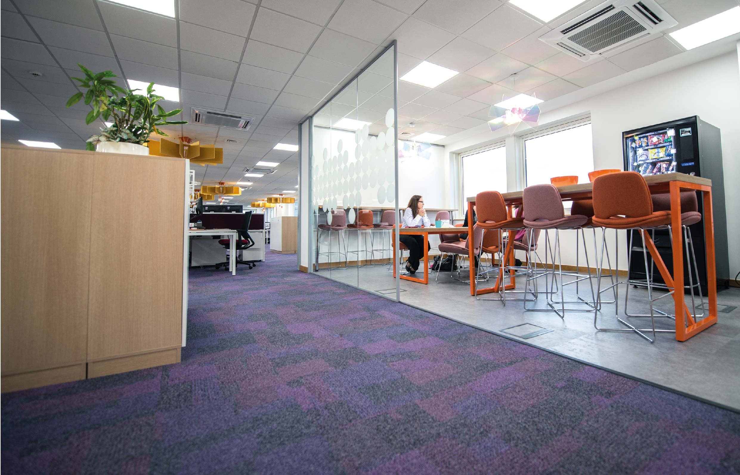 Dale office interiors Office design and fit out company in Yorkshire and the UK