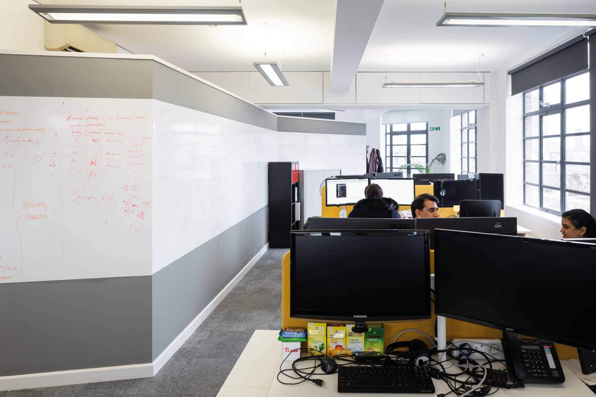 White-Board-Partitions