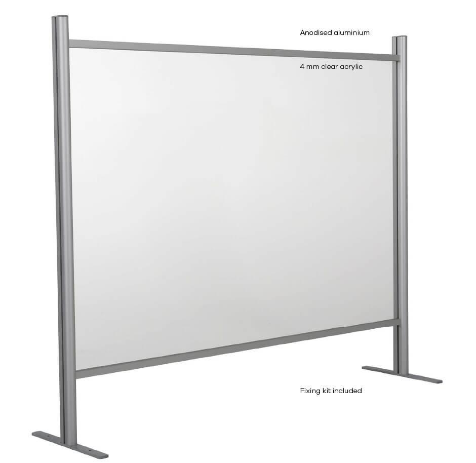 Modular Hygiene Screens