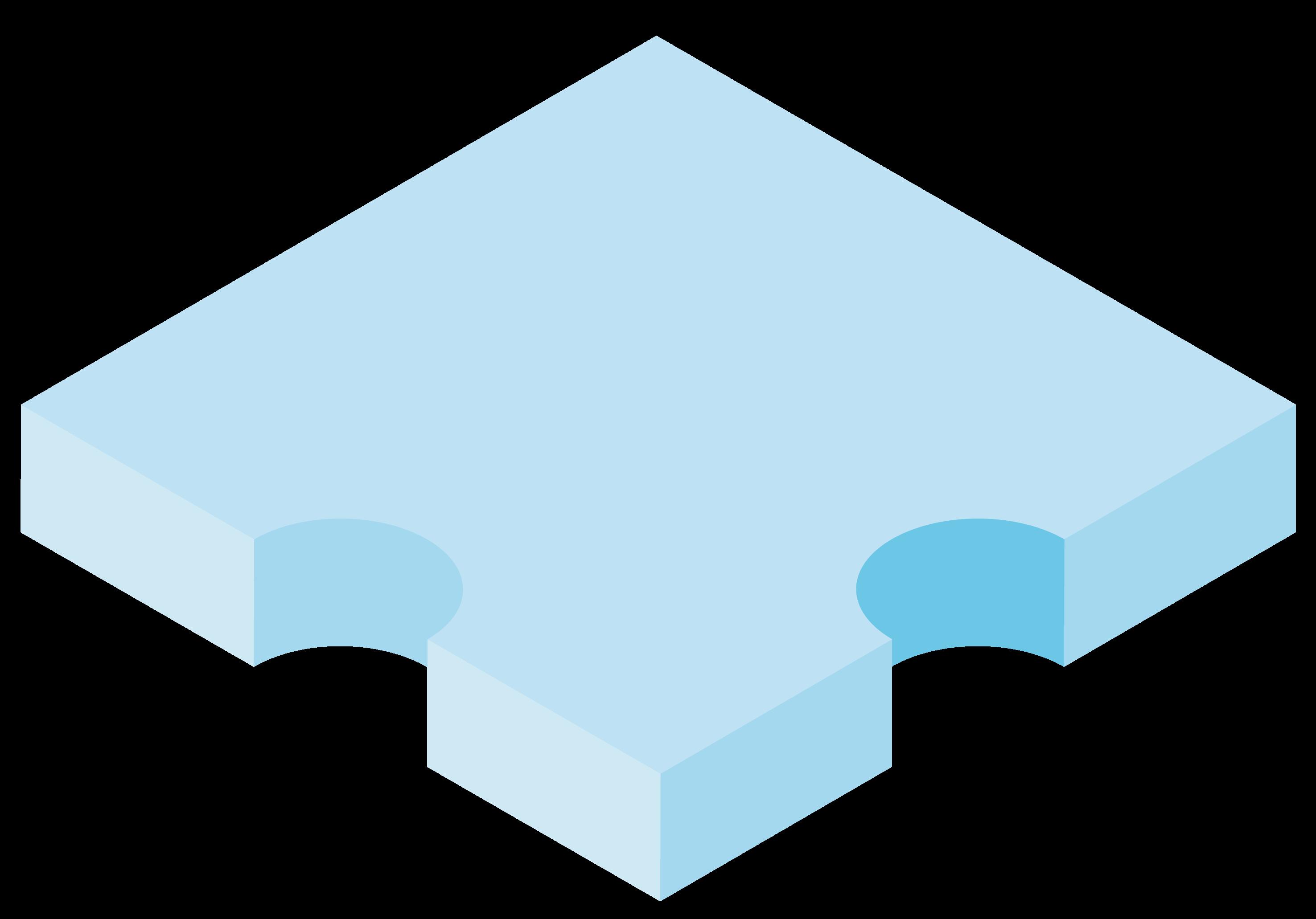 Blue-Jigsaw