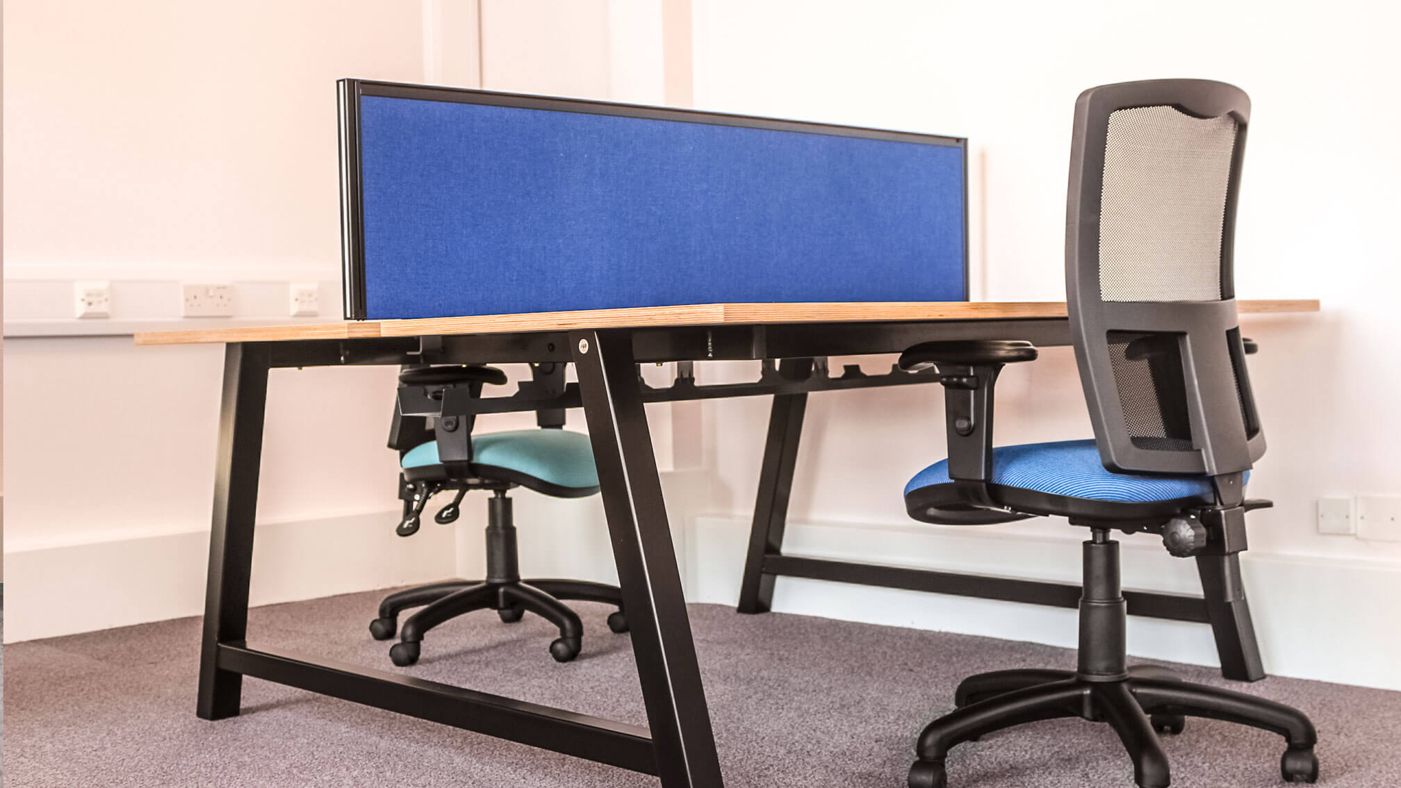 Office Desks and Task Chairs
