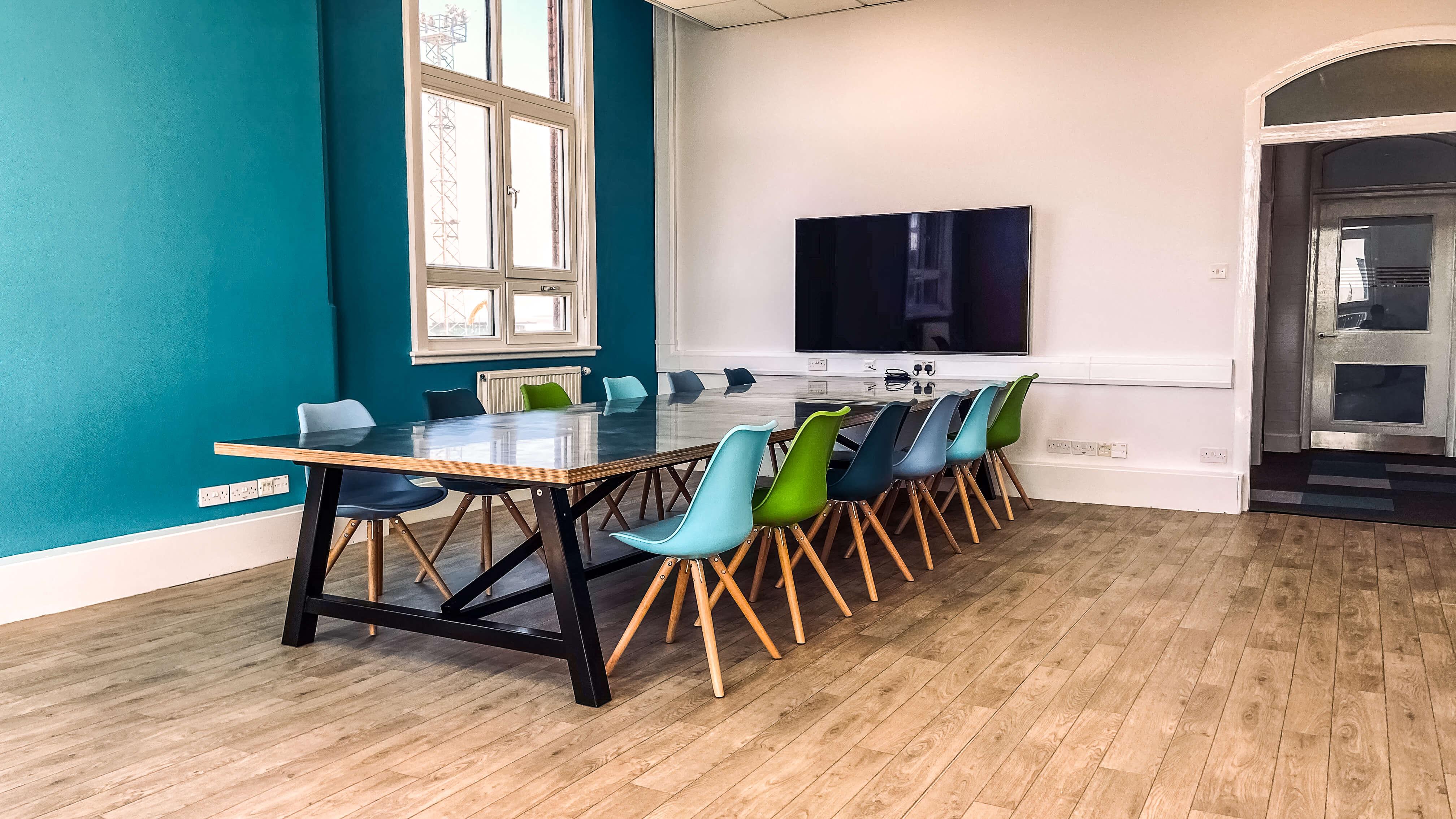 Office Refurbishment - Break Out space
