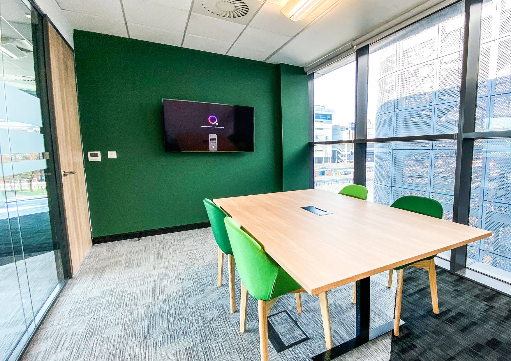 Curvalux HQ Office Fit-out